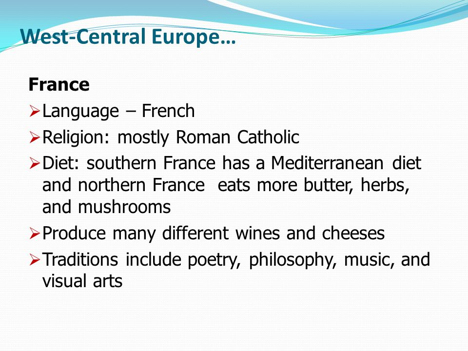 SS6 – Unit 2  Southern Europe… Greece  Religion – mostly