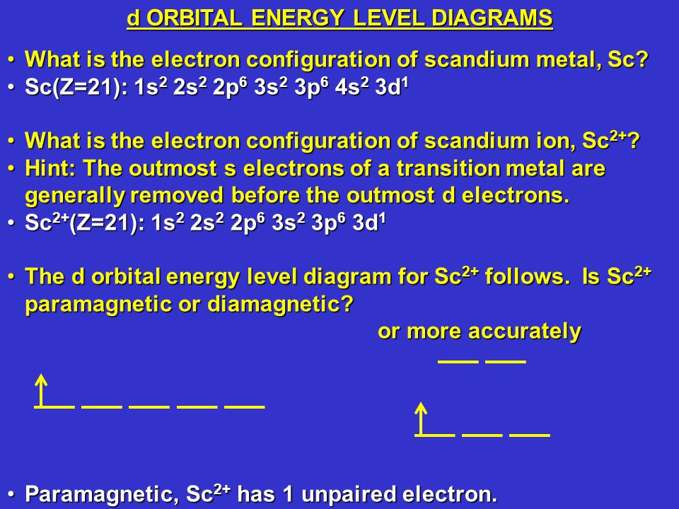 Paramagnetic Compounds Have Unpaired Electrons And Are Attracted To An External Magnetic Field Paramagnetic Compounds Have Unpaired Electrons And Are Attracted Ppt Download