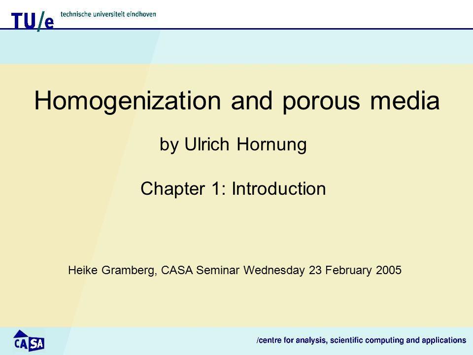 media homogenization