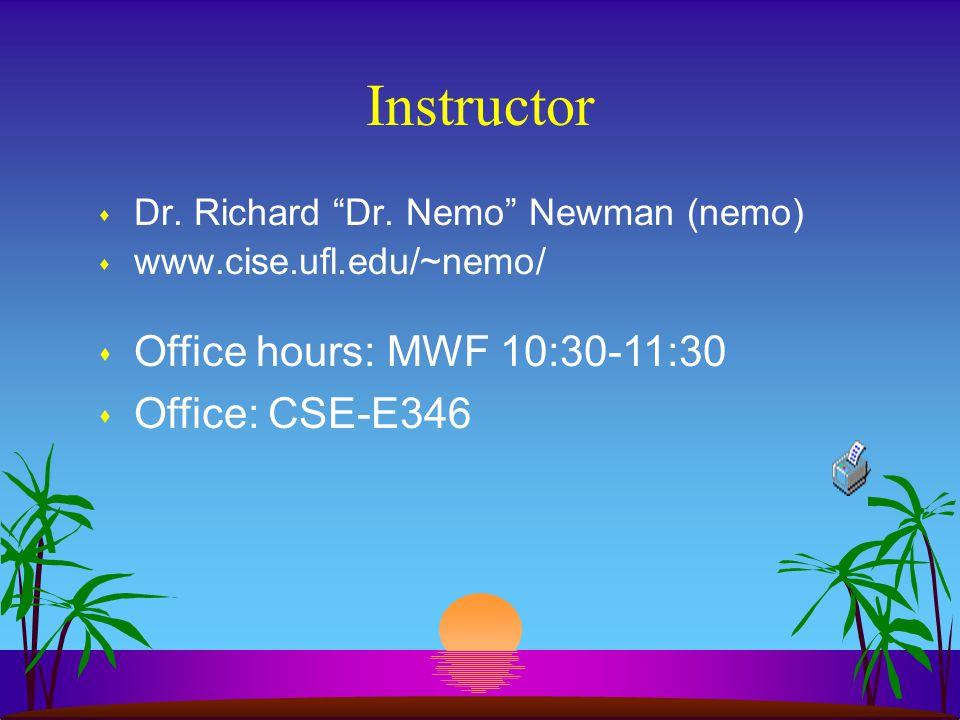Data Structures & Algorithms Richard Newman Clip Art Sources s s s s