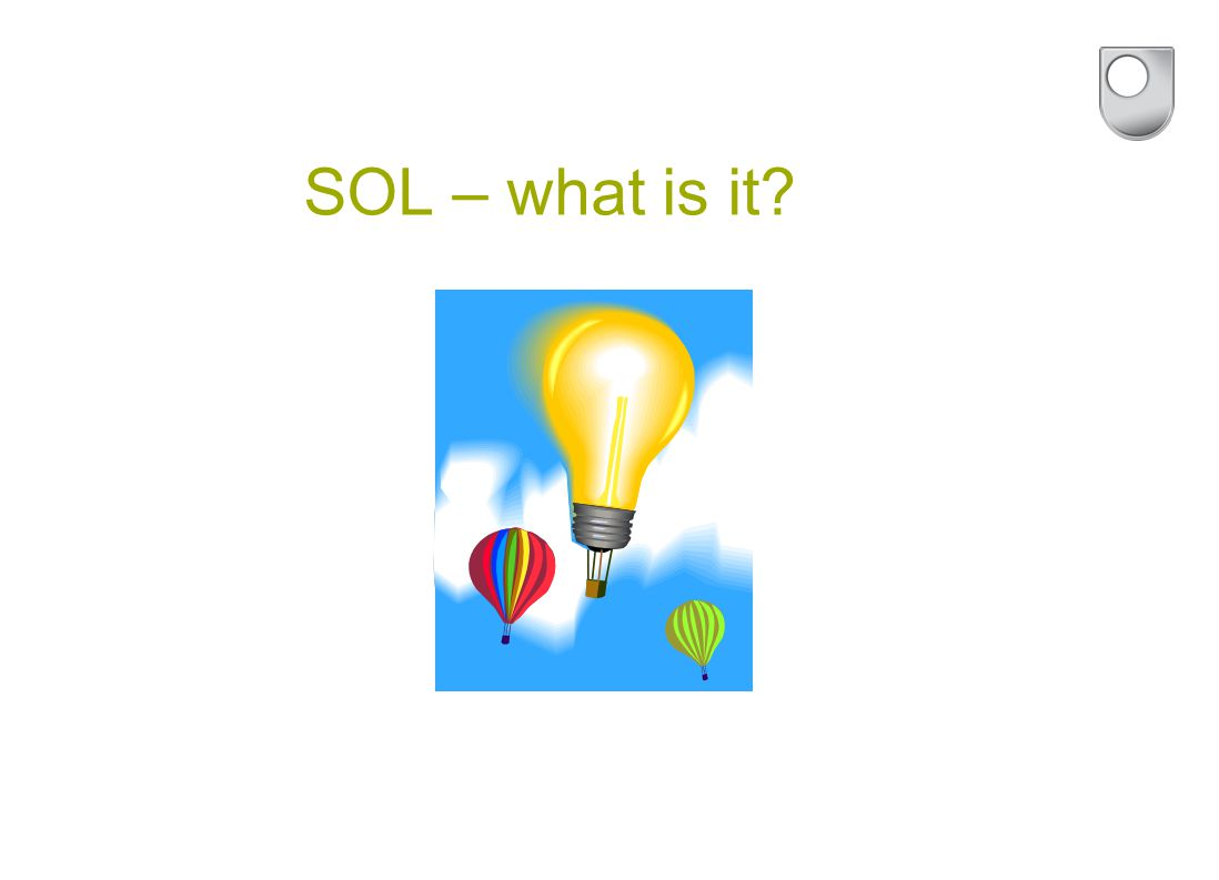 SOL – what is it