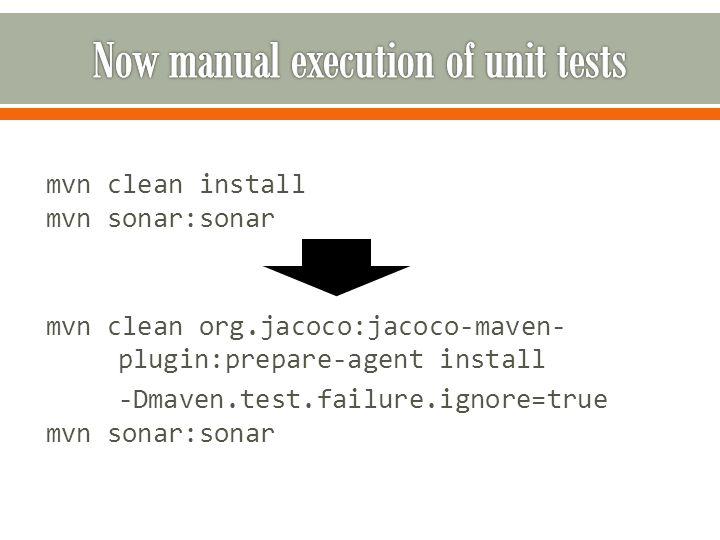 Johan Janssen (Info  SonarQube basic features  Analyzing