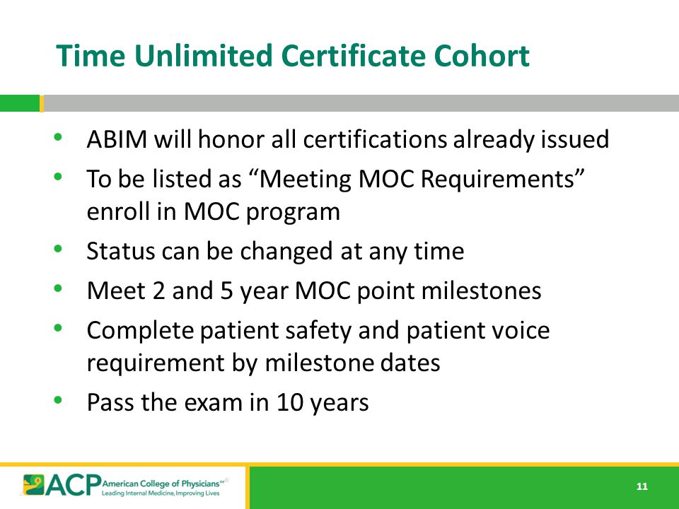 Abim Maintenance Of Certification Rules Regulations And Resources