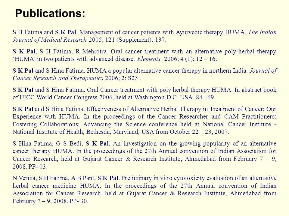 Drug Toxicities Studies in animal model were done in CDRI