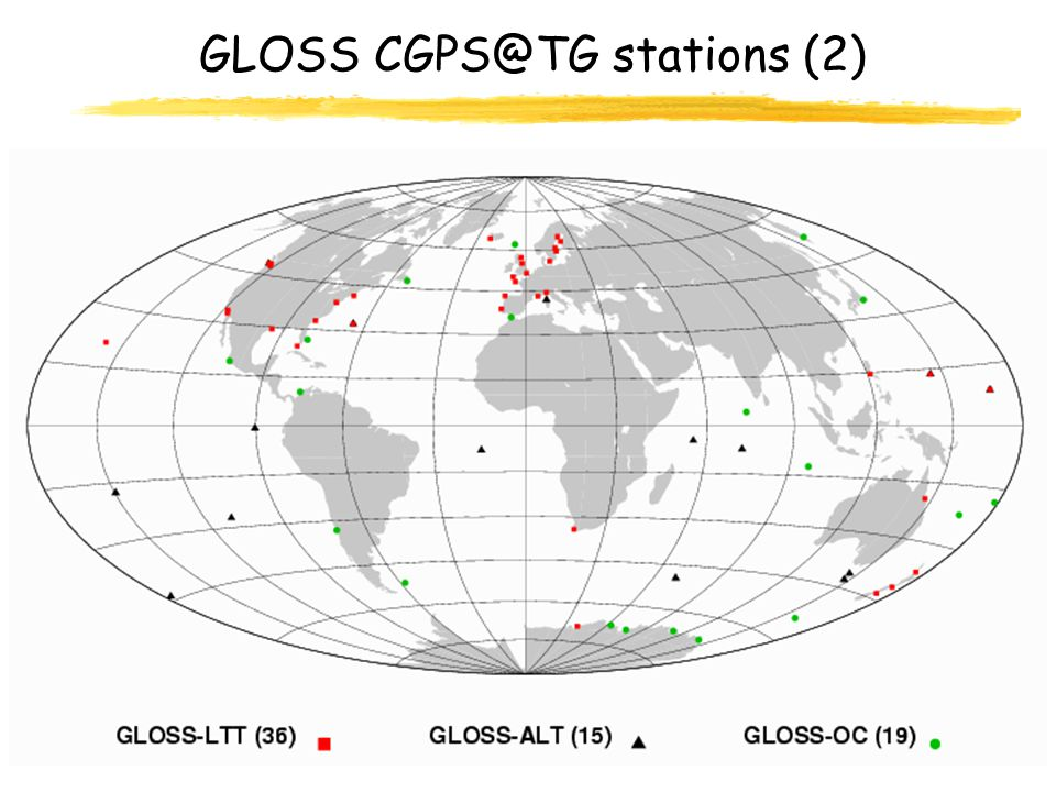 GLOSS stations (2)