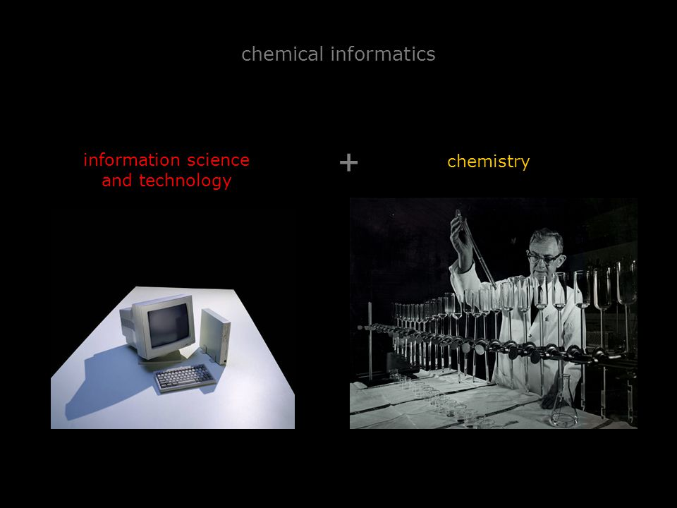 chemical informatics information science and technology chemistry +