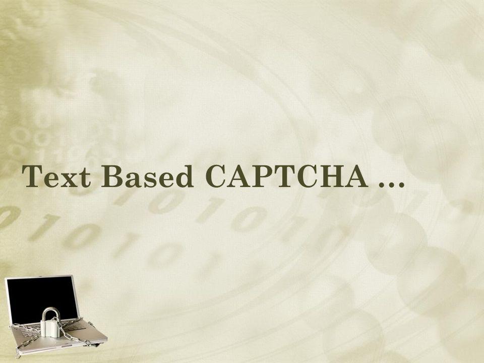 "Captcha prabhakar verma ""08mc30"". Ppt video online download."