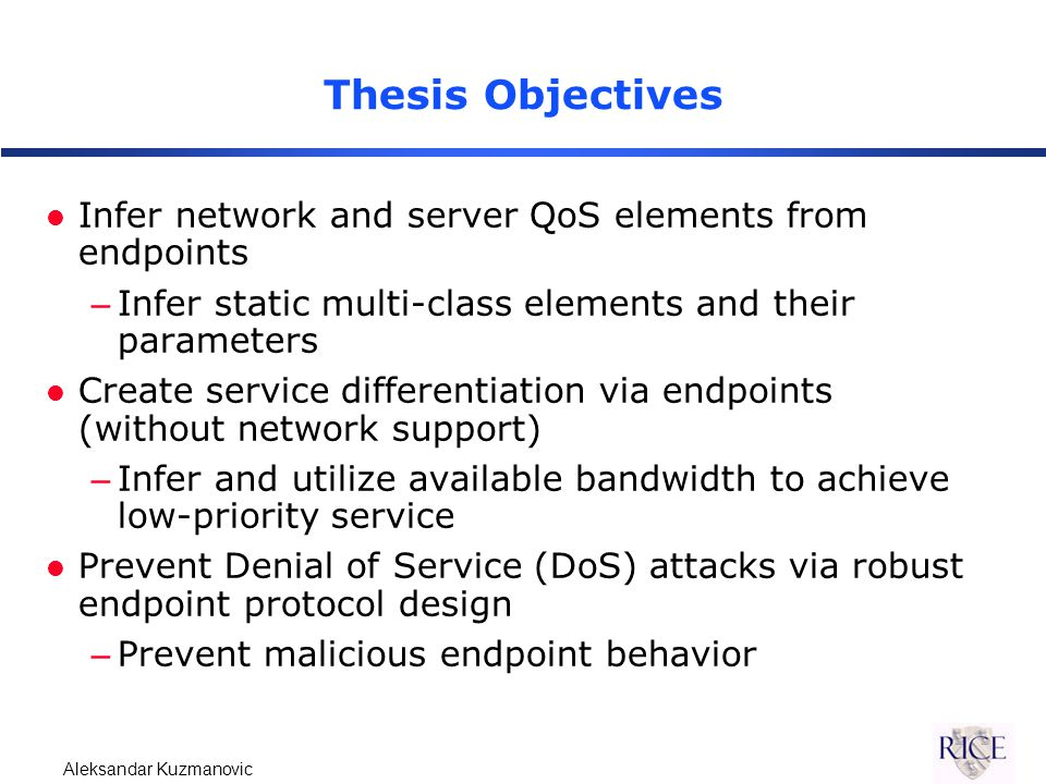 m phil computer science thesis topics in networking