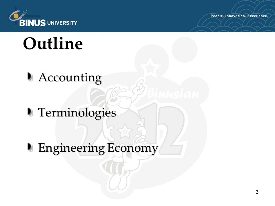 Operation Analysis 2 Engineering Economy  Lecture Notes