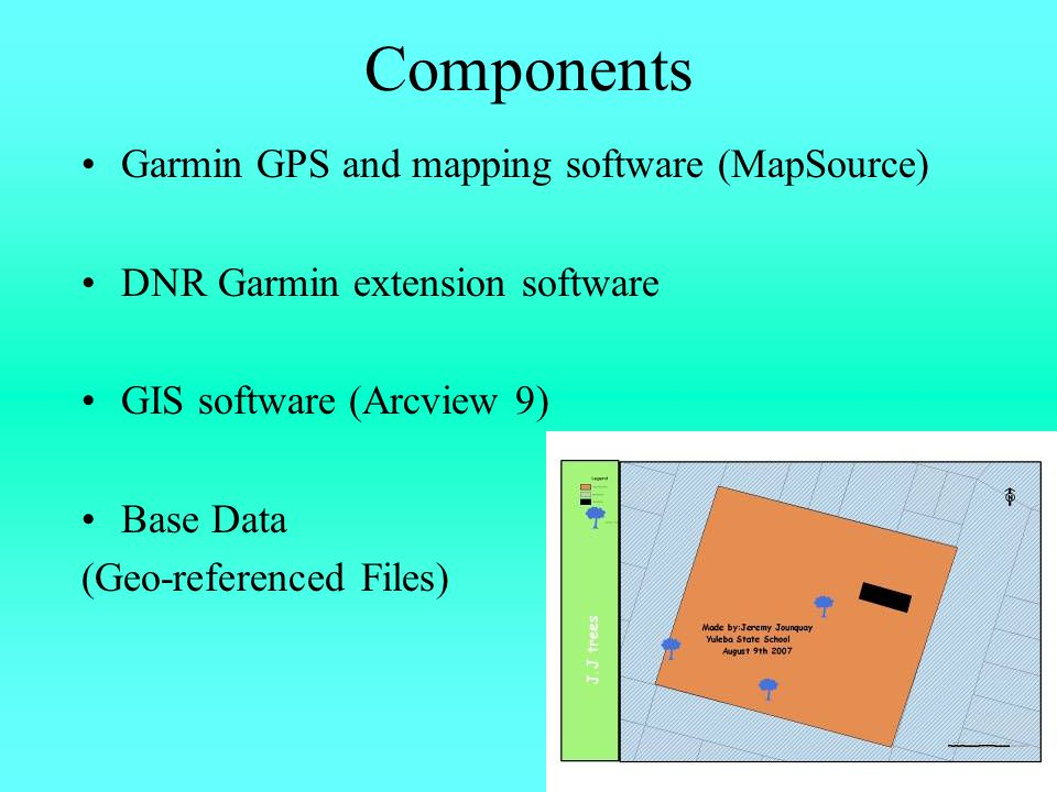 GPS/GIS Mapping A Workshop to Develop the Skills Required to