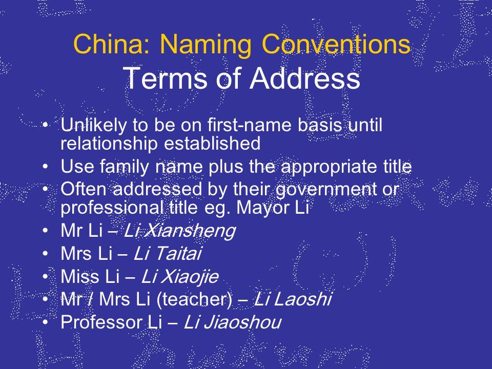 Asian naming conventions