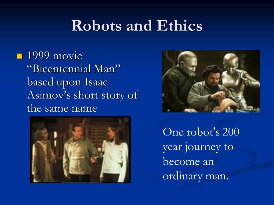 bicentennial man short story