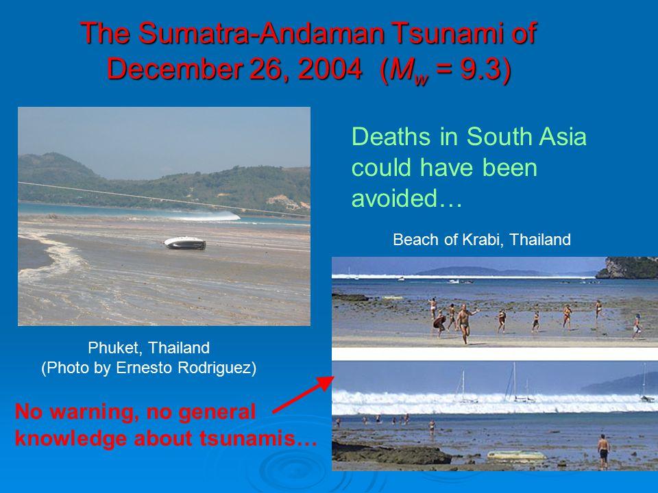 Mote om tsunamivarning i thailand