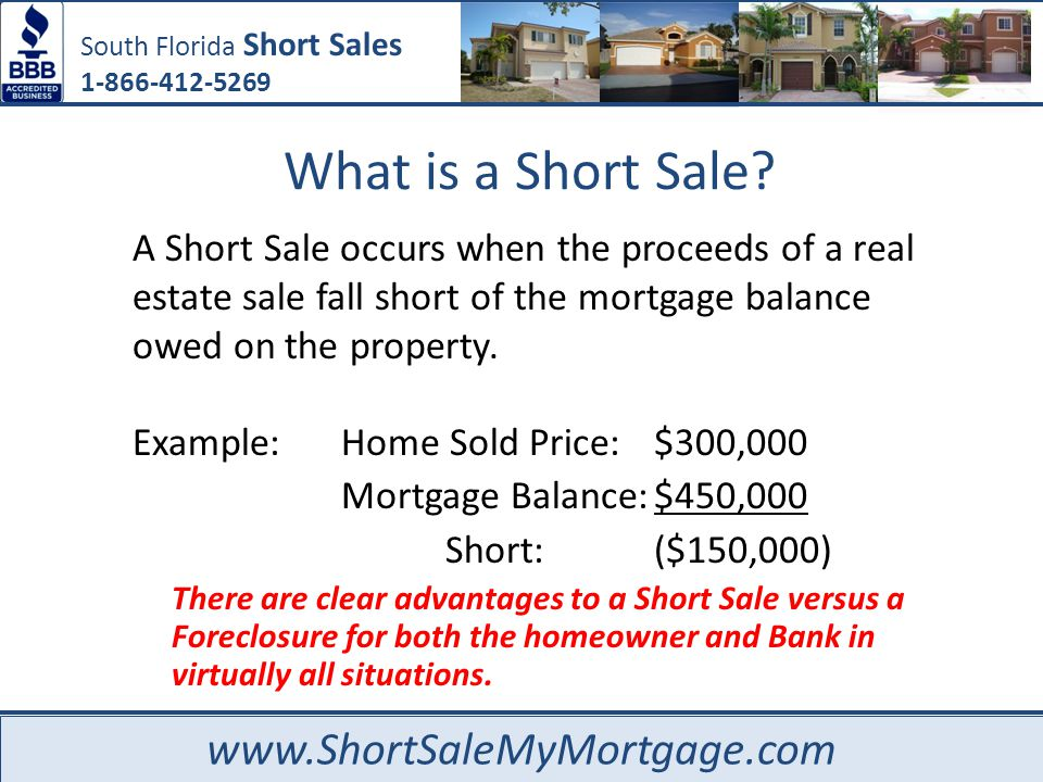 south florida short sales presented by russ irizarry short sale