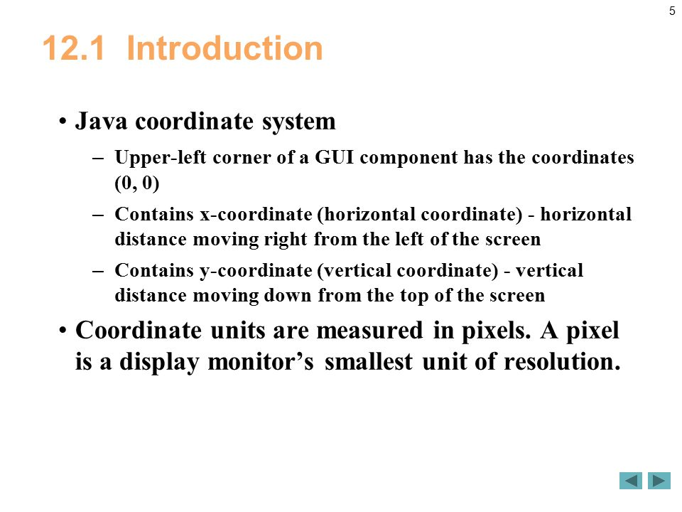 1 L36 Graphics and Java 2D™ (1)  2 OBJECTIVES  To
