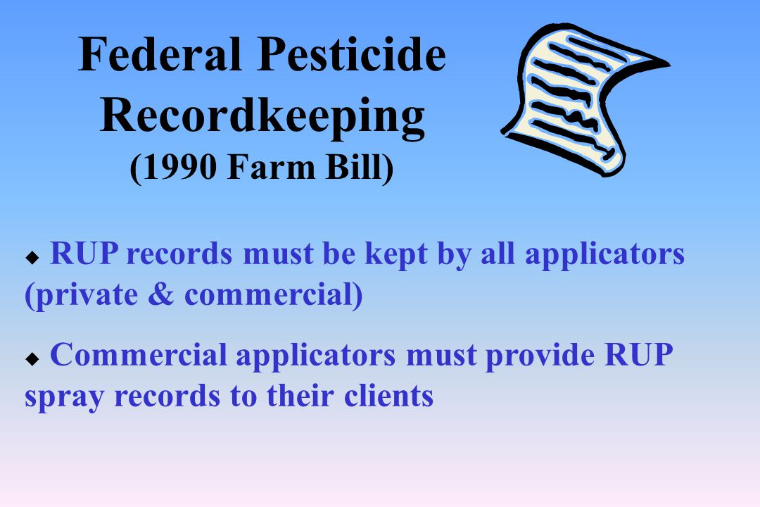 Use of a pesticide at dosages less (but not more) than labeled dosage or frequency