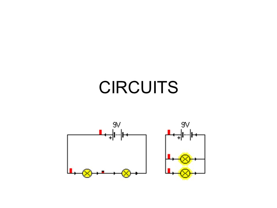 circuits electron flow in circuits in metals electric current is a rh slideplayer com