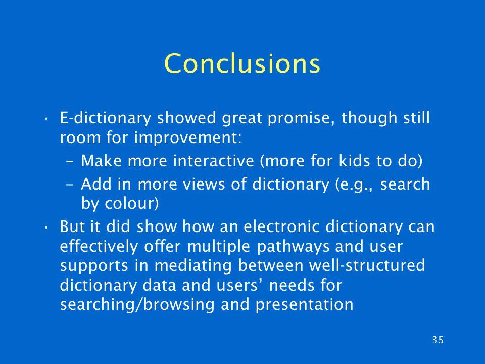 1 Bilingual Dictionaries for Australian Languages: User studies on