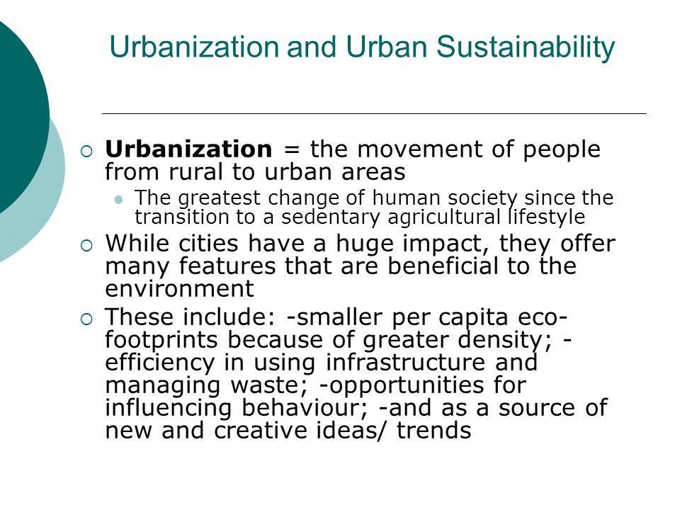 GEOG 101: Day 22 – A Bit on Urban, A Bit on Social Change