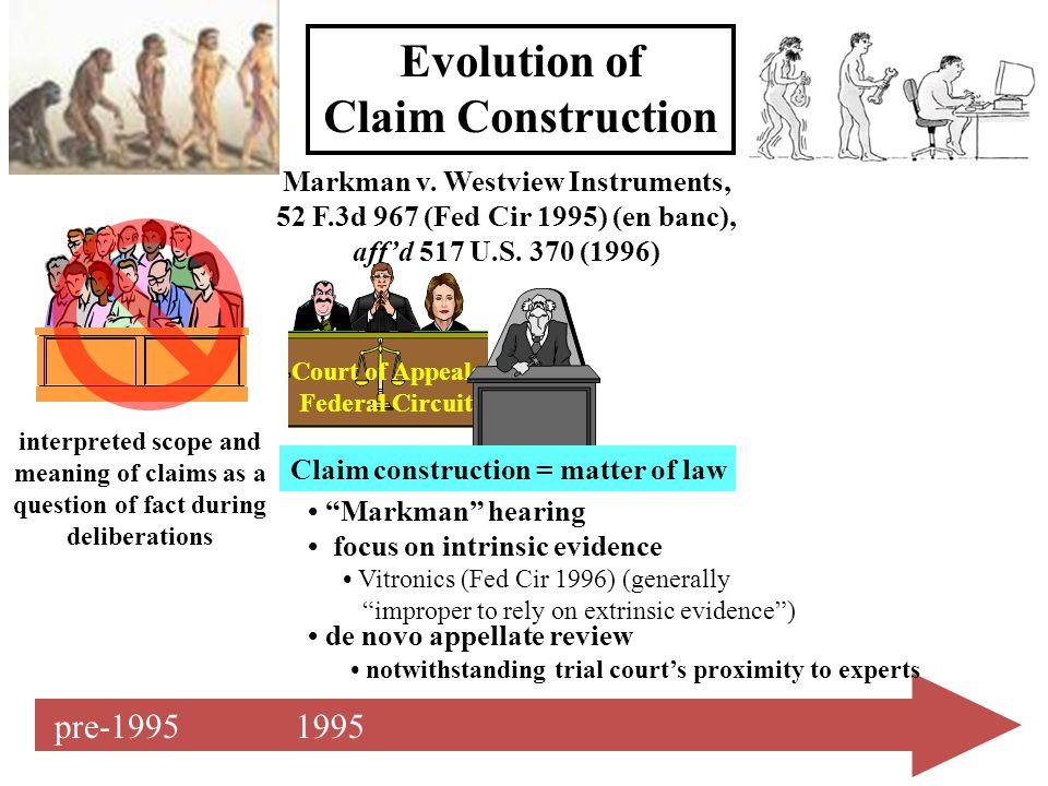 Claims Ii Patent Law Prof Merges Main Topics Claim Interpretation