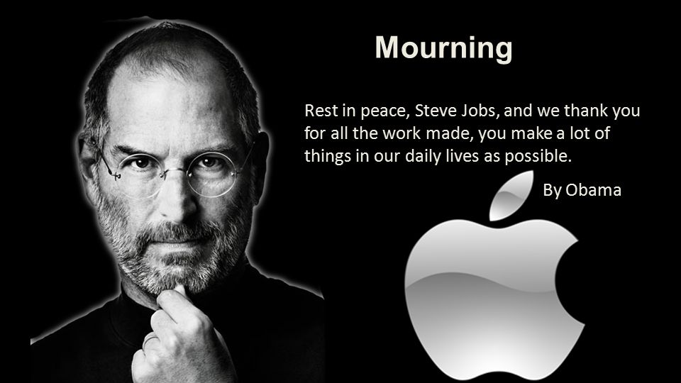 Rest In Peace Steve Jobs >> Apple Inside Soul The Story Of Apple And Steve Jobs Ppt Download