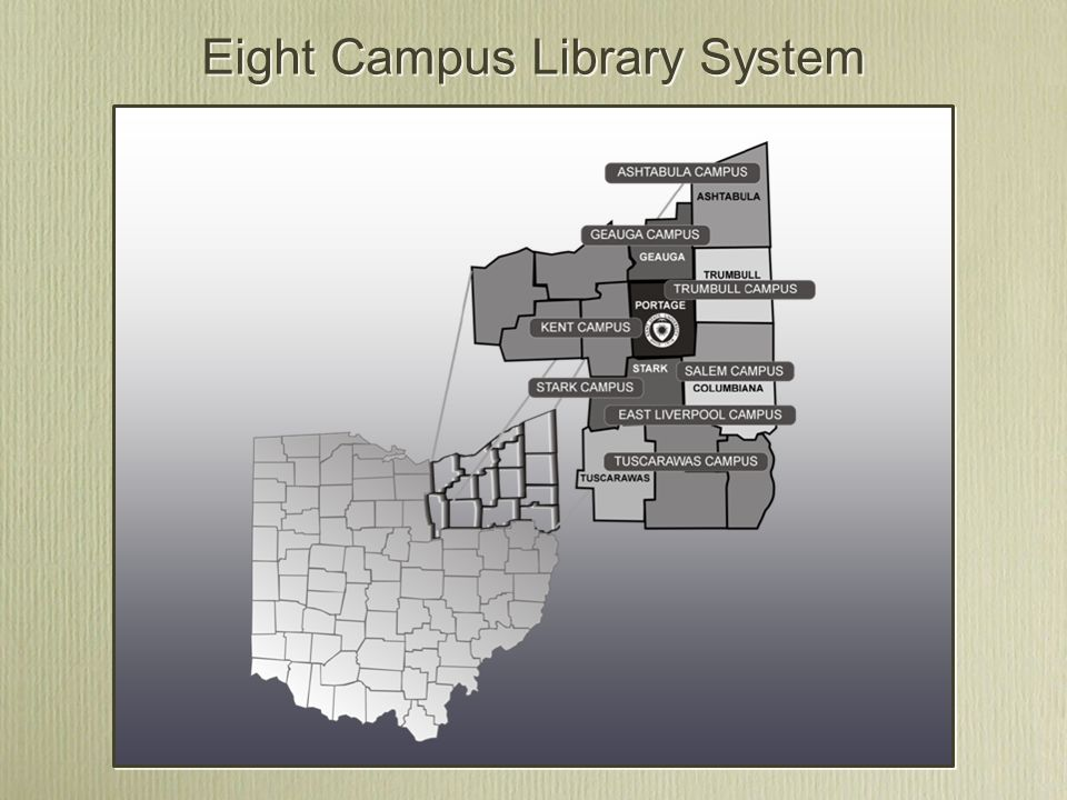 Kent State University LIRIES and MEDIA SERVICES Priorities ... on kent school campus map, celebration health campus map, defiance college campus map, kent parking map, hiram college campus map, columbus state community college campus map, stark state college campus map, kent state university map pdf,