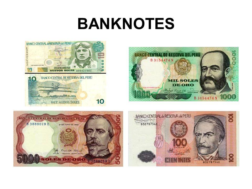 4 Banknotes