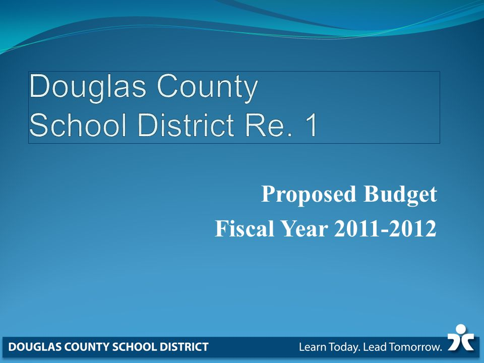 Proposed Budget Fiscal Year