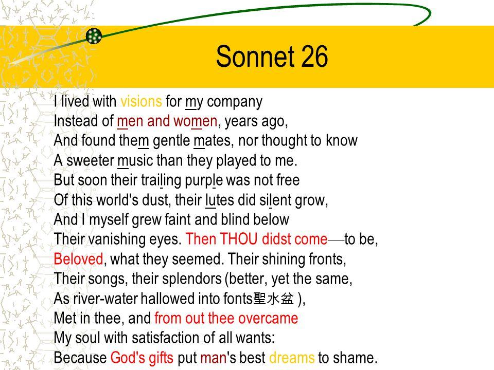 sonnet 26