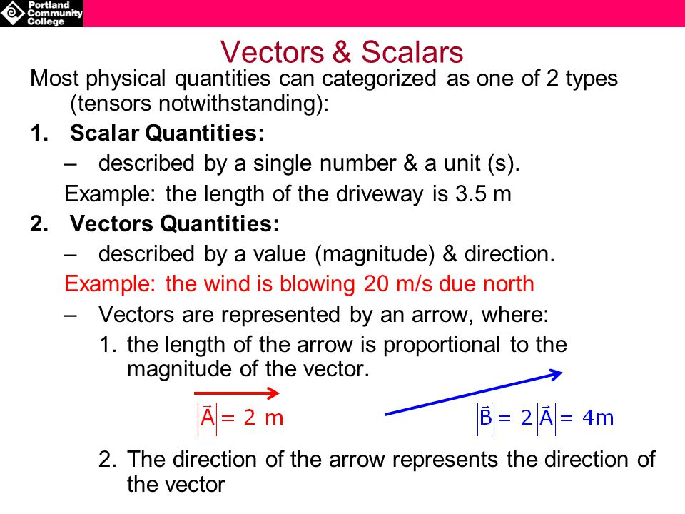 Phy 211: General Physics I Chapter 3: Vectors Lecture Notes  - ppt