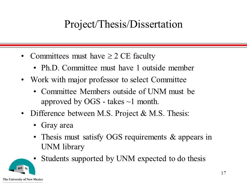 ogs dissertation unm