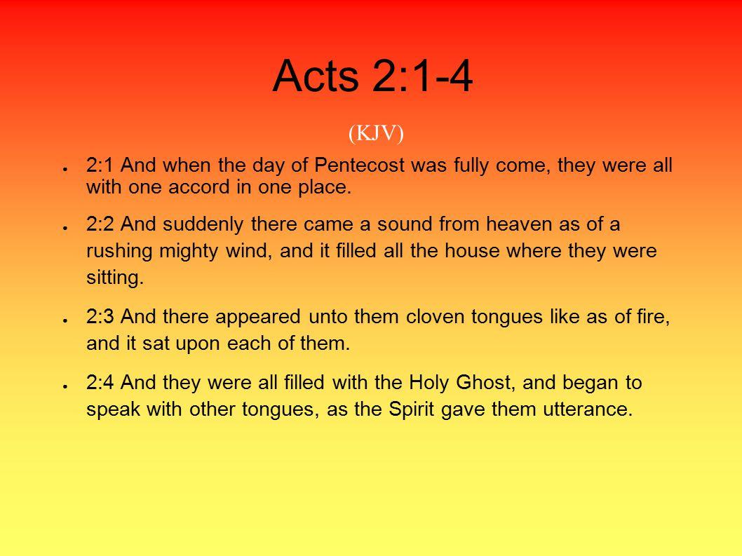 pentecostalism early history of pentecostalism acts 2 1 4