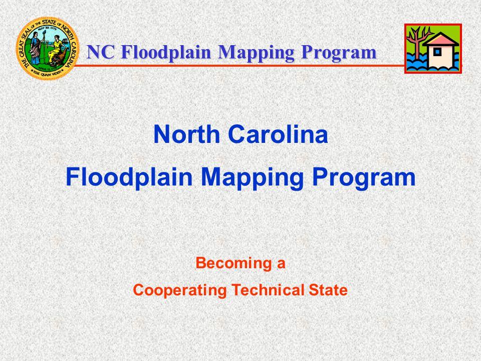 North Carolina Floodplain Mapping NC Floodplain Mapping Program North Carolina Floodplain Mapping
