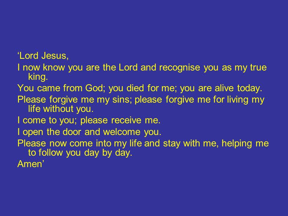 The Jesus Way Session 1: Enjoy the Resurrection  Why start