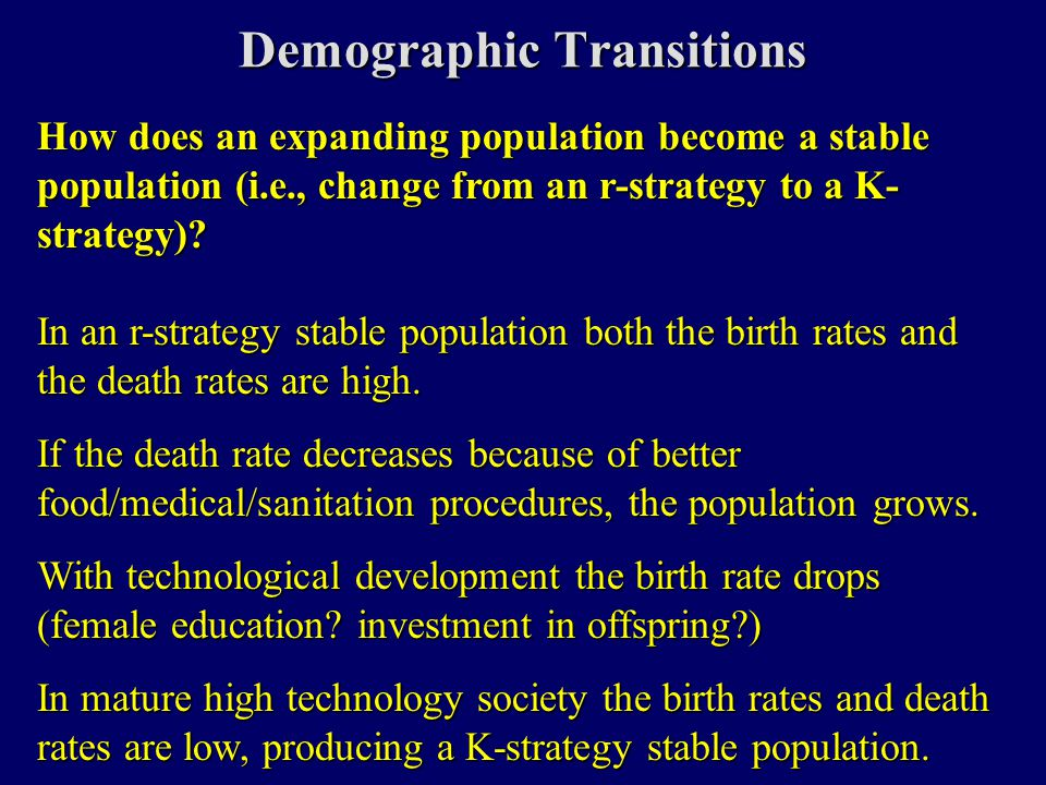 Overpopulation  Issues to Be Considered Population Growth