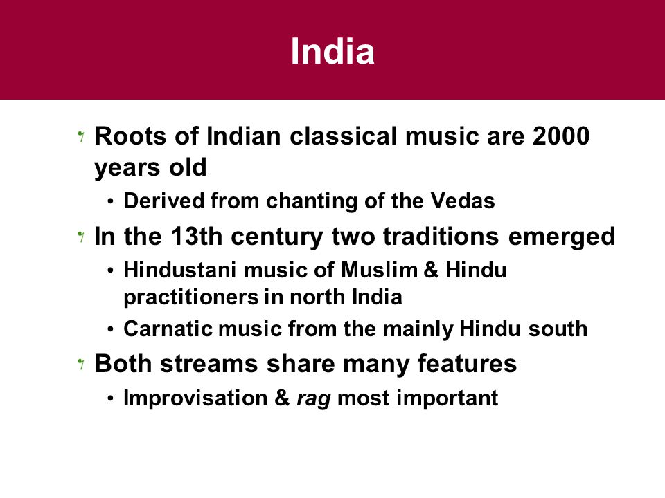 Chapter 13 Other Classical Genres Global Perspectives: Musical Form