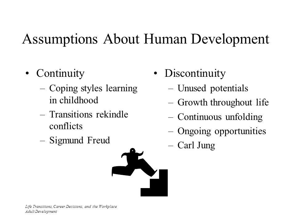 human development reflection paper