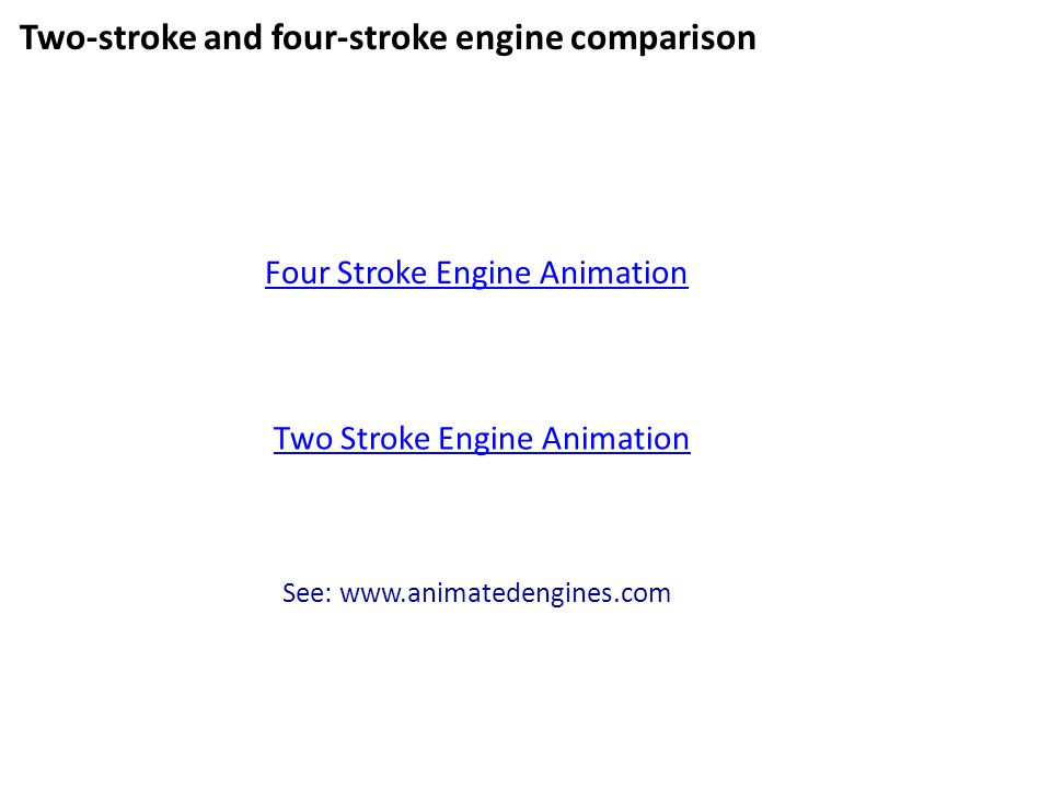 geos enst preparation for engine lab copyright e moyer ppt download Stroke Engine Combustion 7 two stroke