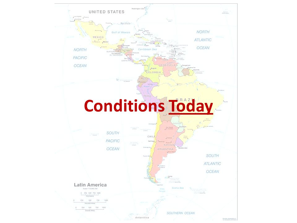 Conditions Today