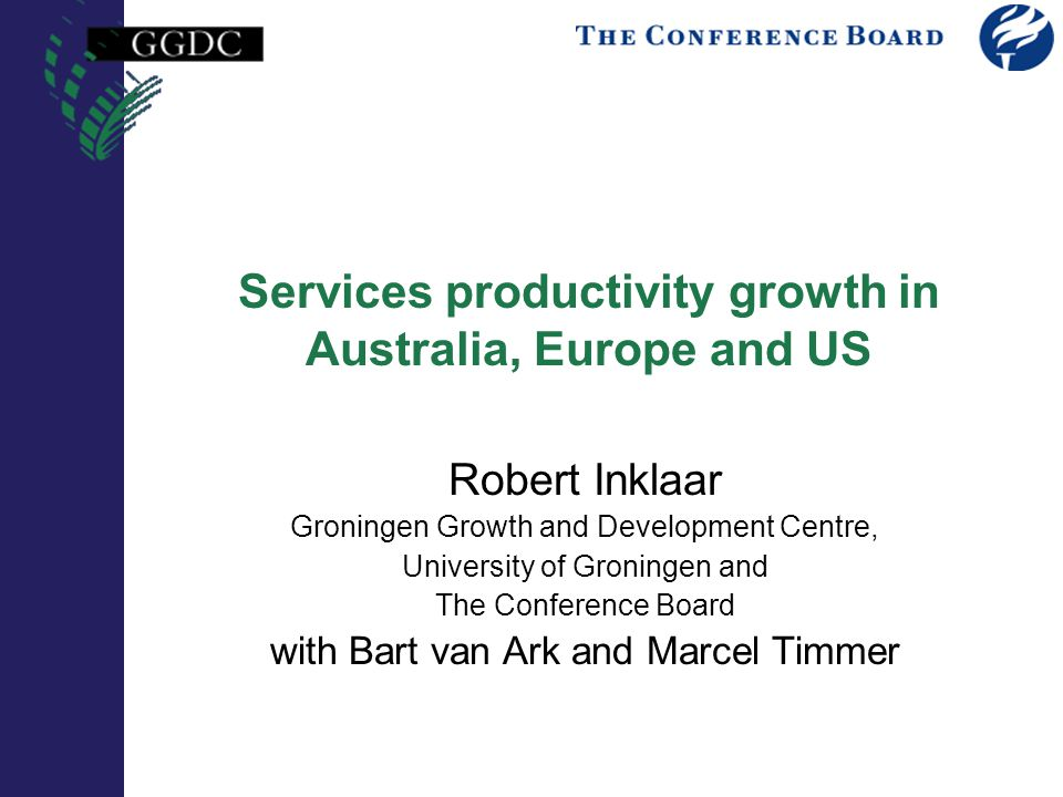 economic growth in europe timmer marcel p inklaar robert omahony mary ark bart van
