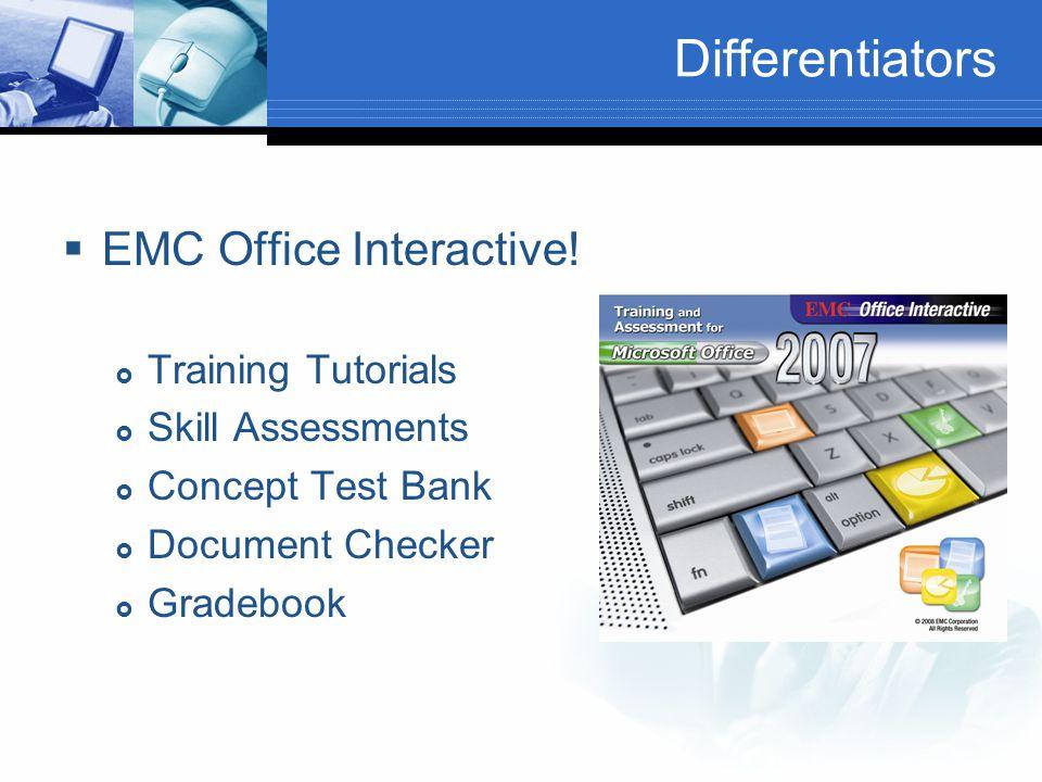 microsoft office skill assessment