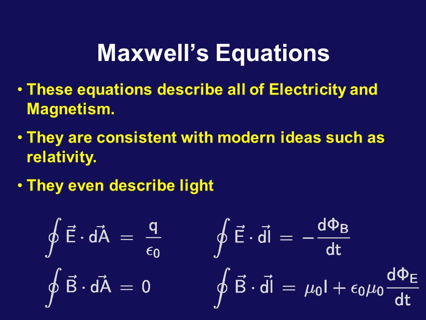 Maxwell's Displacement Current Can we understand why this displacement current has the form it does.