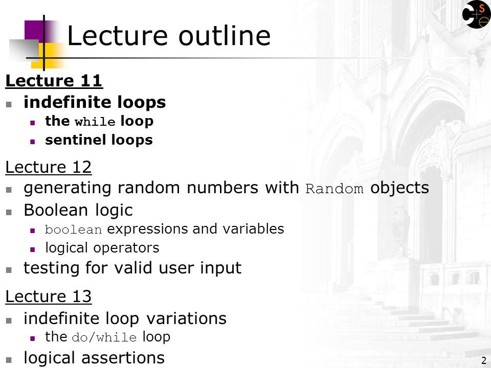 1 Building Java Programs Chapter 5: Program Logic and Indefinite