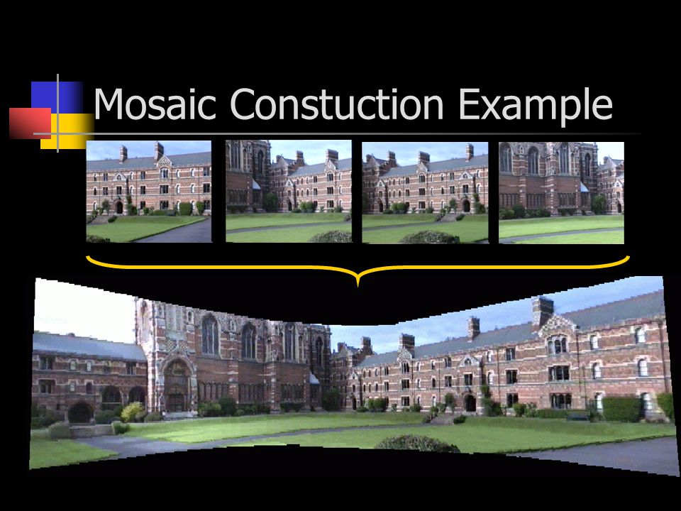 Mosaic Constuction Example