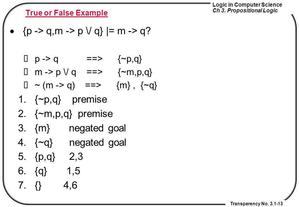 Logic seminar 2 propositional logic slobodan petrović. Ppt download.