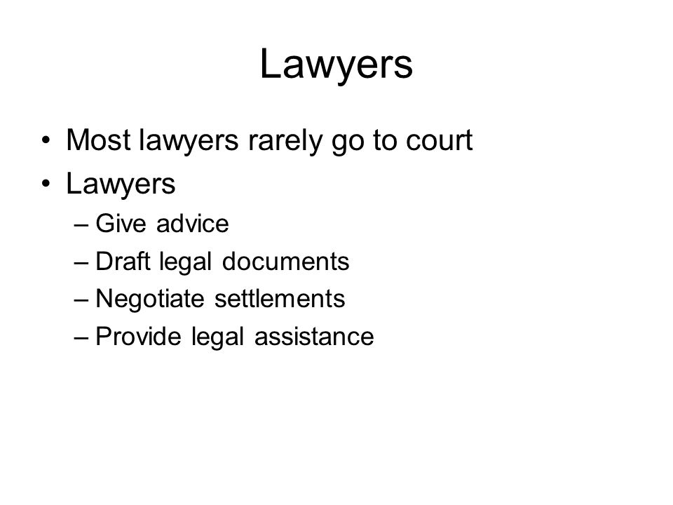 Law American Society Lawyers LawyersAttorneys There Are More - How to draft a legal document
