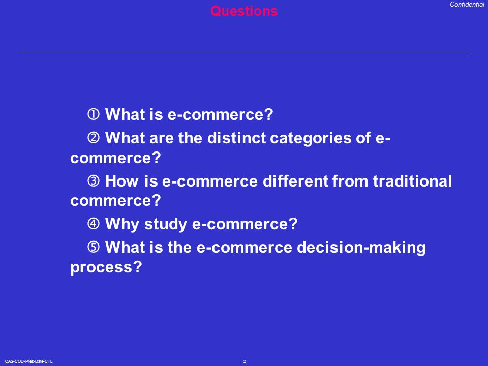 e commerce can be defined as