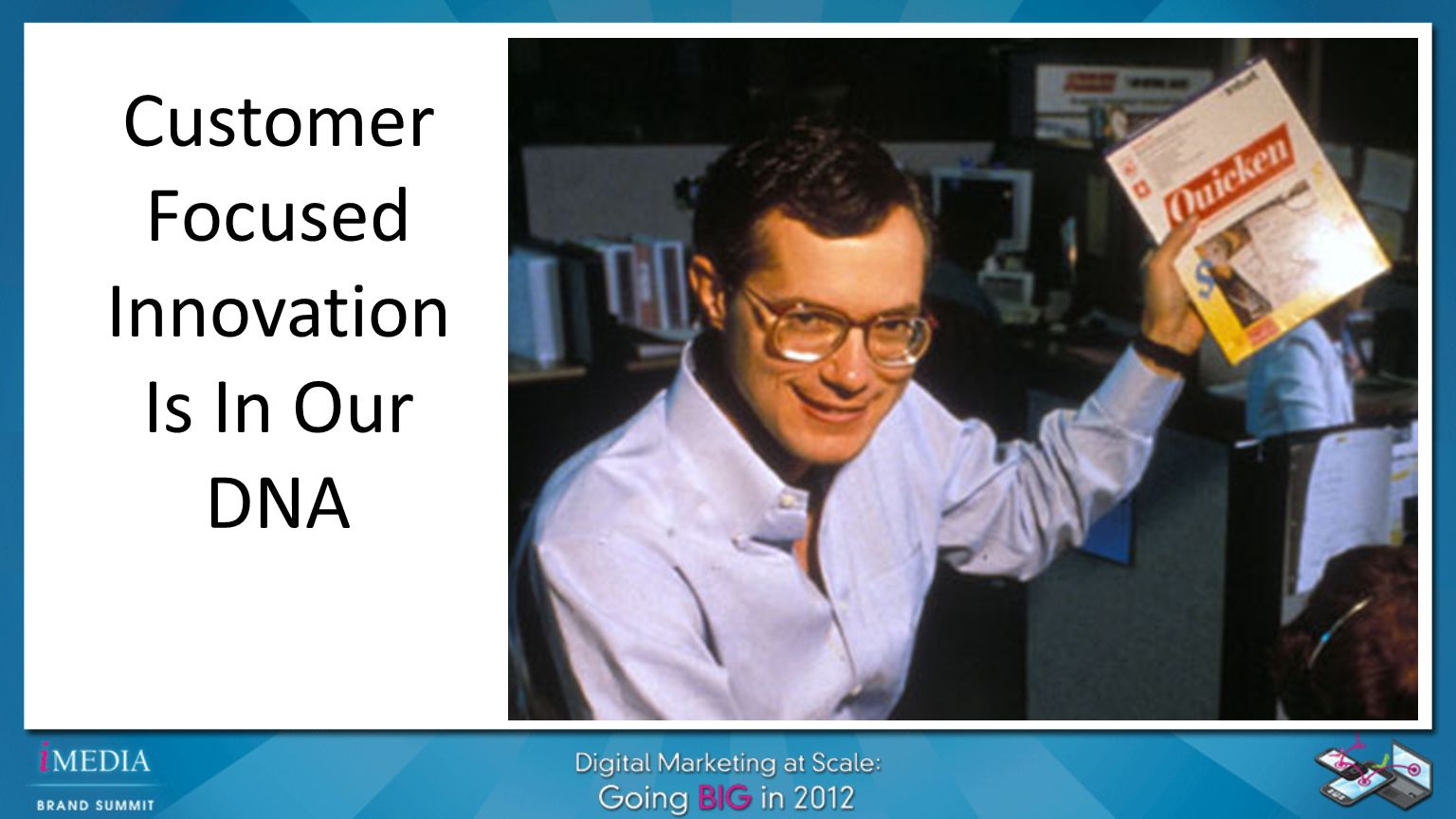 Customer Focused Innovation Is In Our DNA