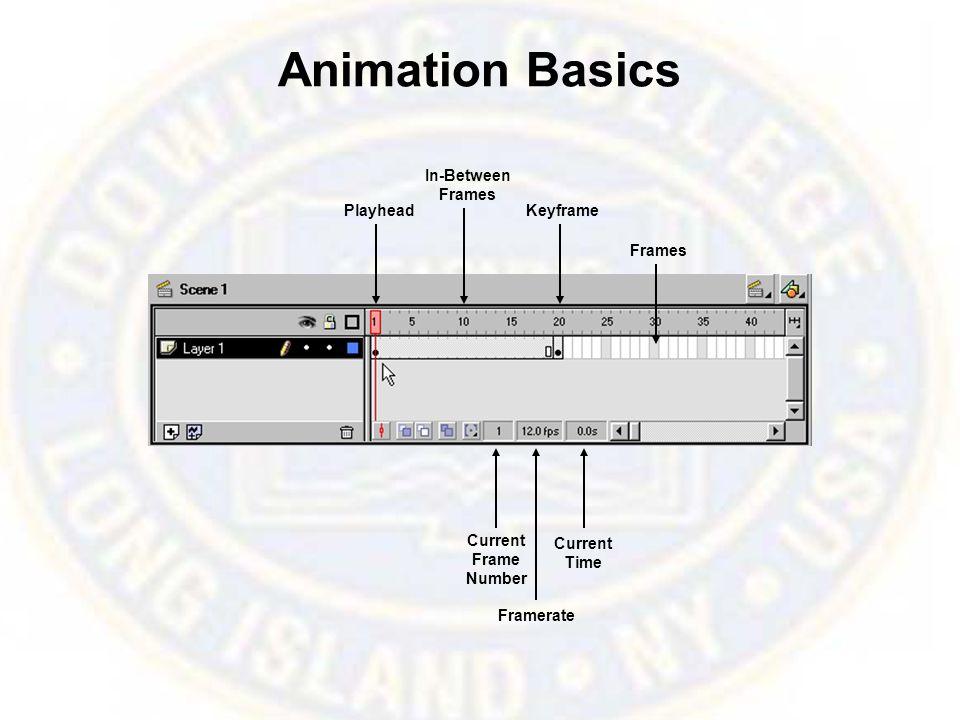 Macromedia Flash 5 Intermediate Level Course  Animation