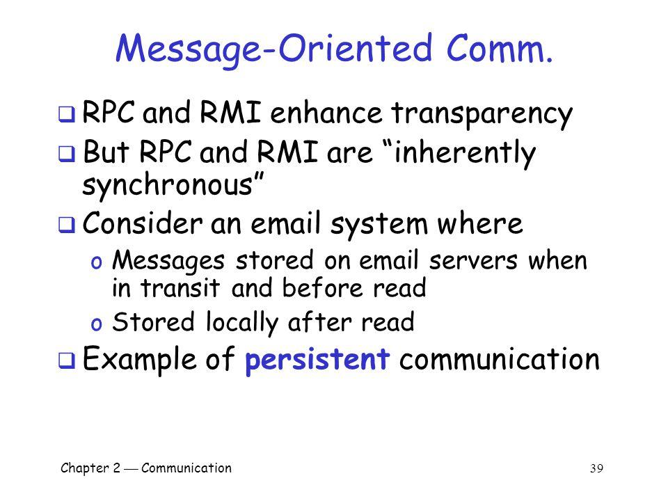 Chapter 2  Communication 1 Communication Chapter ppt download
